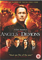 Angels and Demons DVD Tom Hanks movie