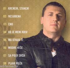 HAKO SLJIVAR CD Nesudjena  2011 Narodna Folk Bosna Bosnien Balkan Plava Ruza Hit