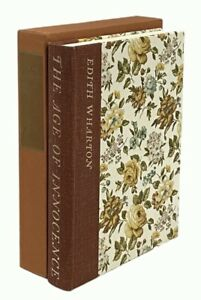 Edith Wharton: The Age of Innocence LIMITED EDITIONS CLUB (1973)