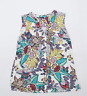 M&Co Womens Size 16 Floral Multi-Coloured Top (Regular)