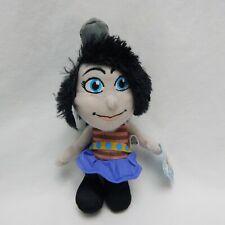 "The Smurfs Movie Vexy The Bad Girl Smurf Character 9"" Plush Stuffed Animal Nwt"
