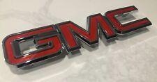 Gm Oem Front Grille Gmc Badge Emblm 2007-2014 Sierra 2007-2015 Acadia 22761717