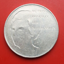 Países Bajos-Netherlands: 50 florines 1995 plata, km # 219, St-bu, # f 1633
