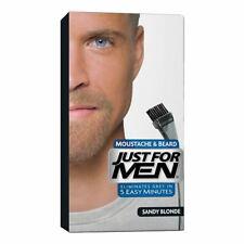 Just For Men Moustache & Beard Brush-In Colour Gel - Sandy Blonde M10