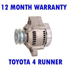 TOYOTA 4 RUNNER 3.0 1993 1994 1995 1996 ricostruiti ALTERNATORE
