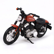 Maisto 1:18 Harley Davidson 2007 XL 1200N Nightster Motorcycle Model NEW IN BOX
