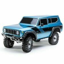 Redcat Racing Gen 8 International Scout II 4WD Rock Crawler 1:10 Scale Brushed RTR, Blue - RER11290