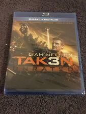 Taken 3 (Blu-ray Disc, 2015, Includes Digital Copy)