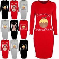 Christmas Midi Dresses for Women