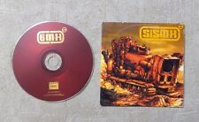 "CD AUDIO MUSIQUE / SISM-X ""DUB ASSAULT"" CD ALBUM  PROMO 13T 2003 CARDSLEEVE"