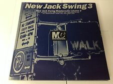 New Jack Swing 3 VINYL 1994 MASTERCUTS 2 LP EX/EX