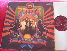 Puhdys - 10 wilde Jahre    rotes Label   Amiga LP