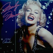 Marilyn Monroe Calendar 1996 Milton Greene Ed Feingersh Publicity Photo Pinup