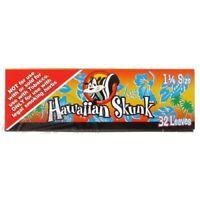 2x Packs Skunk Hawaiian Brand 1.25 ( 32 Leaves / Papers Each Pack ) Slow
