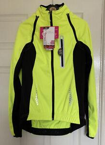 Ladies CRANE Softshell Cycling Jacket - NWT