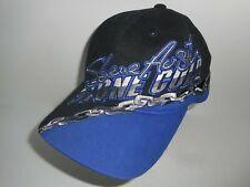 Vintage 90s 1999 WWF WWE Stone Cold Steve Austin Skull 3:16 Chain Snapback Hat