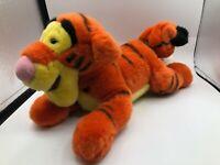 Winnie The Pooh Tigger The Tiger Disney Store Plush Kids Soft Stuffed Toy Doll