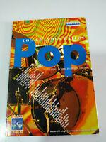 Los Große exitos Pop Cd-Rom + 12 Themen CD Zum Santana Troggs Chicago