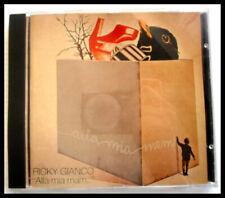 RICKY GIANCO - ALLA MIA MAM... - 1995 BMG - CD VERY RARE!!
