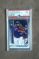 2019 Topps Update Vladimir Guerrero Jr. RC Rookie Card #US1 PSA Graded 9 Mint