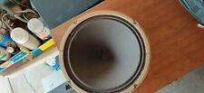 10 Inch Vintage Admiral Full Range Speaker From Console Working 1952 tube radio