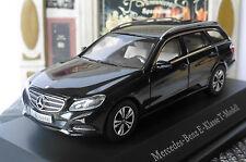 Modèle de Voiture 1 43 Original Mercedes-benz E-klasse S212 Mopf Noir Avantgarde