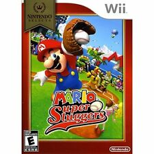 NEW Mario Super Sluggers (Nintendo Wii, 2008) Selects