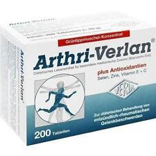 ARTHRI VERLAN 200St 0193536