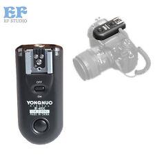 Yongnuo RF-603 Flash Trigger for Canon 600D 550D 500D 450D 400D 350D 300D 60D