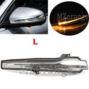 For Mercedes Benz W205 C300 E250 W213 W222 Left Mirror Turn Signal LED Light LH