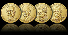 ALL 4  2015 PRESIDENTIAL DOLLAR COINS  D-MINT