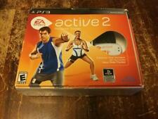 EA Sports Active 2 Personal Trainer Bundle Sony PlayStation 3 PS3 New Other!