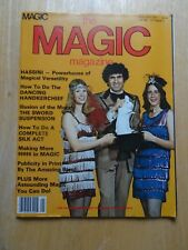 Magic Magazine - August / September 1977 - Volume 4 Number 7
