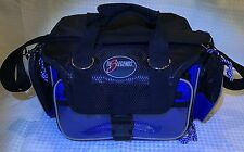 Pro Series, Soft Side TACKLE BAG. w/ 4 Plastic Boxes, 5 Bag Zippered Binder. New