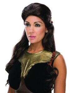 Deluxe Queen Gorgo Adult Wig Costume Accessory NEW 300 Rise of an Empire