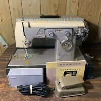 Vintage Sears Kenmore 158 480 Model 48 Heavy Duty Sewing Machine