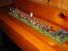 20 Painted 1/72 - Franco Prussian War - French Cavalry & 2 Artillery Pieces !!