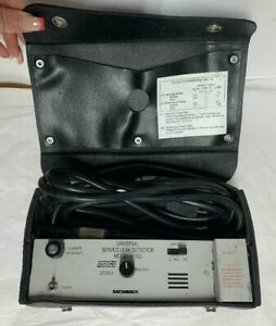 Vintage Bacharach Universal Service Leak Detector Model H-10G