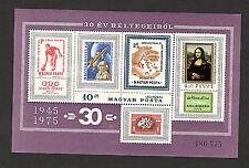 Space Hungarian Stamp Blocks
