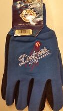 MLB Los Angeles Dodgers Sport Utility Gloves, NEW