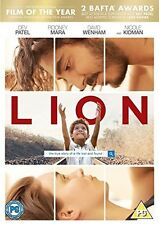 Lion  New (DVD  2017)