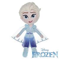 Elsa Frozen 2 Official Disney Classic 10 Inch Plushie Soft Toy