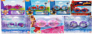 3D Character Swimming Goggles Paw Patrol Frozen Star Wars Marvel Disney FREE P&P