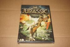 THE JURASSIC COLLECTION 7 MOVIES 2 DISC DVD SET
