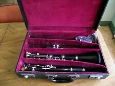 More details for superb boosey & hawkes emperor clarinet in a - professionally refurbished