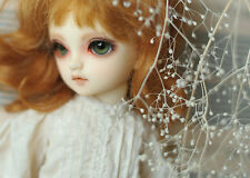 VOLKS Lovely Little Girl Chika Free Eyes + FaceUp Ball Jointed Doll YOSD Doll
