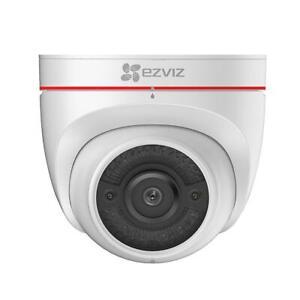Ezviz C4W Full HD Outdoor Wi-Fi Smart Security Camera w/ 2-Way Talk & Siren
