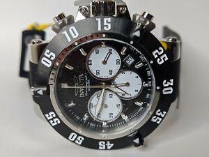 Invicta Men's Subaqua Noma III 22919 Watch Chronograph Black 50mm