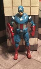"Avengers Movie 3.75"" Captain America Figure, Used"