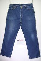 Wrangler Boyfriend (Cod.Q259) tg 54 W40 L34 jeans usato vintage